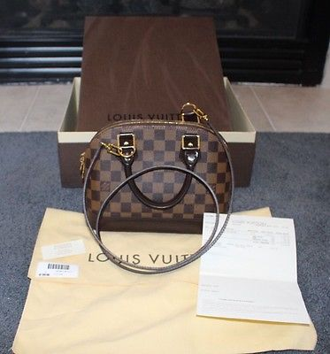 826d70caf160 Louis Vuitton Alma BB Damier Ebene Canvas Cro… « Cheap Designer Handbags